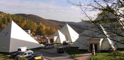 Rayonex Pyramiderne i Lennestadt